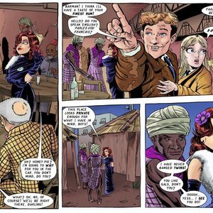 JohnPersons Comics Daphne Dare gallery image-005
