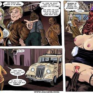 JohnPersons Comics Daphne Dare gallery image-006