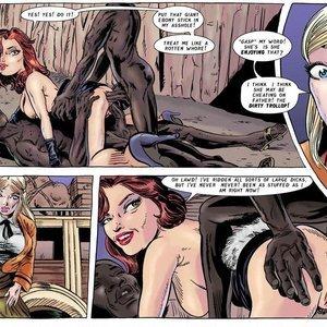 JohnPersons Comics Daphne Dare gallery image-007