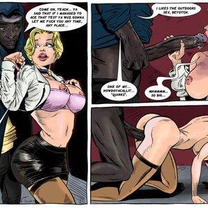 White Slut Teacher JohnPersons Comics