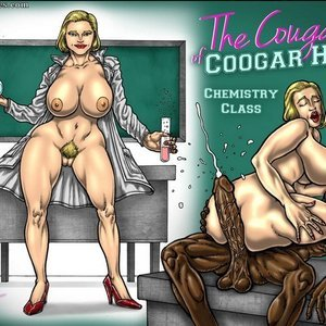 The Cougars of Coogar High JohnPersons Comics