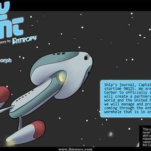 Galaxy Jaunt – Issue 1 JohnPersons Comics