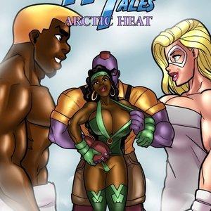 Hero Tales – Arctic Heat JohnPersons Comics