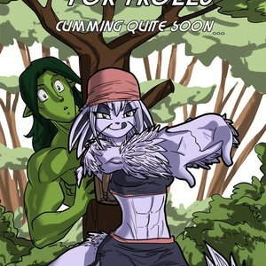 On The Search For Trolls JohnPersons Comics