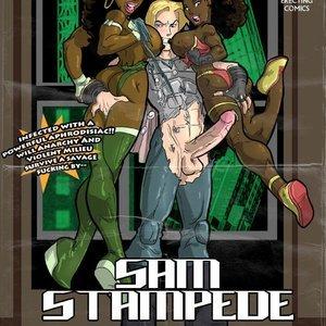 Sam Stampede JohnPersons Comics