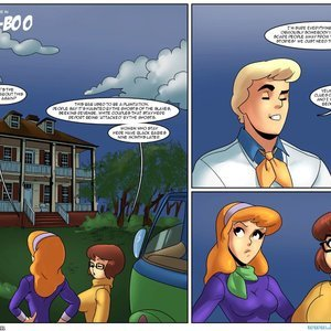 Spooky -Boo JohnPersons Comics