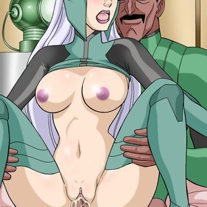 Green Lantern Corps Justicehentai Comics Cartoon Porn Comics