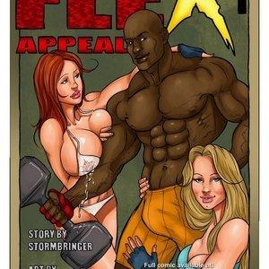Flex Appeal 1 KAOS Comics
