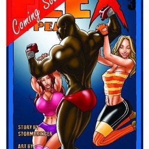 Flex Appeal 2 KAOS Comics