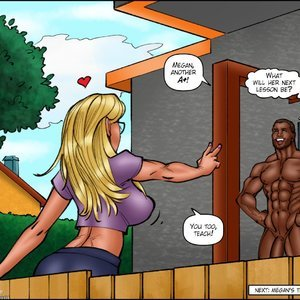 KAOS Comics Lessons from the Neighbor - The Second Lesson gallery image-043