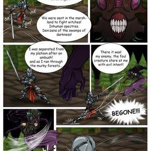 Kajimateria Comics Witchcraft gallery image-002