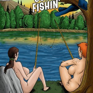 Gone Fishin (Karmagik Comics) thumbnail