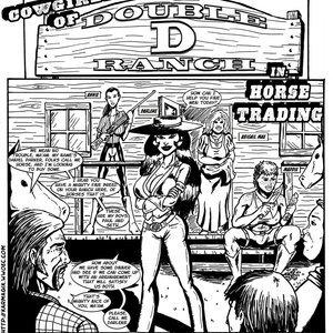 Horse Trading Karmagik Comics