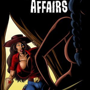 Indian Affairs (Karmagik Comics) thumbnail