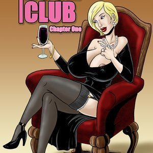 The Book Club – Issue 1 (Karmagik Comics) thumbnail