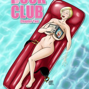 The Book Club – Issue 2 (Karmagik Comics) thumbnail