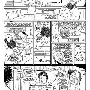 VCR Karmagik Comics