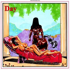 Daycolor Kevin Taylor Adult Comics
