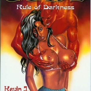 Girl – Rule Of Darkness Kevin Taylor Adult Comics