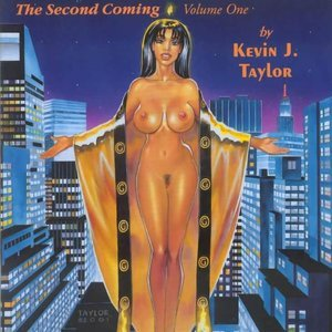 Girl – The Second Coming Kevin Taylor Adult Comics