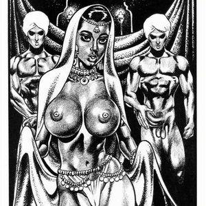 Girls Kama Sutra Kevin Taylor Adult Comics