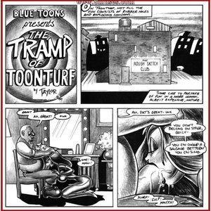 The Tramp Of Toonturf Kevin Taylor Adult Comics