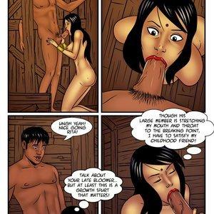Kirtu Comics Miss Rita EP 14 gallery image-024