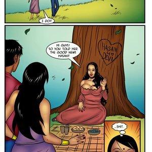Kirtu Comics Miss Rita EP 14 gallery image-031