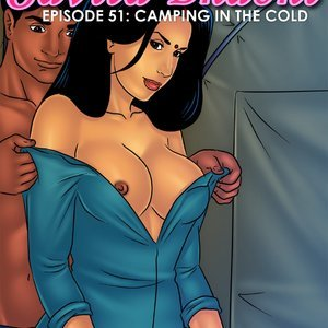 Savita Bhabhi – Episode 51 – Camping in the Cold Kirtu Comics