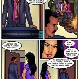 Kirtu Comics Savita Bhabhi - Episode 51 - Camping in the Cold gallery image-003