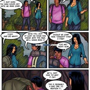 Kirtu Comics Savita Bhabhi - Episode 51 - Camping in the Cold gallery image-009