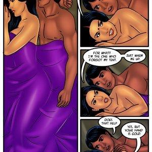 Kirtu Comics Savita Bhabhi - Episode 51 - Camping in the Cold gallery image-012