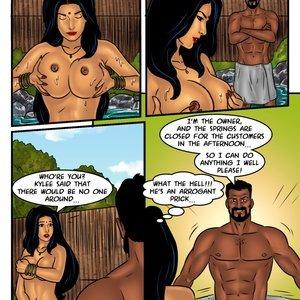 Kirtu Comics Savita Bhabhi - Episode 59 - The Family Vacation 3 - Fun at the BB gallery image-008
