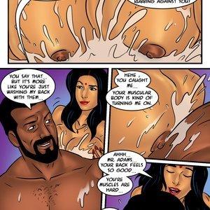 Kirtu Comics Savita Bhabhi - Episode 59 - The Family Vacation 3 - Fun at the BB gallery image-011