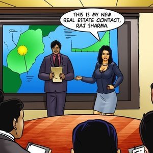 Kirtu Comics Savita Bhabhi - Episode 70 - Nehas Education gallery image-002