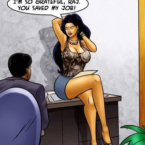 Kirtu Comics Savita Bhabhi - Episode 70 - Nehas Education gallery image-008