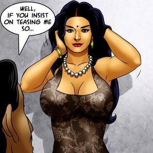 Kirtu Comics Savita Bhabhi - Episode 70 - Nehas Education gallery image-010