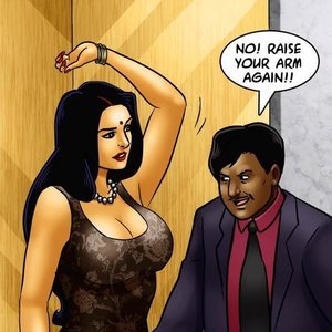 Kirtu Comics Savita Bhabhi - Episode 70 - Nehas Education gallery image-012