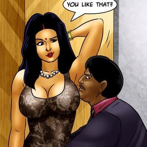Kirtu Comics Savita Bhabhi - Episode 70 - Nehas Education gallery image-014