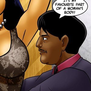 Kirtu Comics Savita Bhabhi - Episode 70 - Nehas Education gallery image-015
