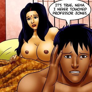 Kirtu Comics Savita Bhabhi - Episode 70 - Nehas Education gallery image-096