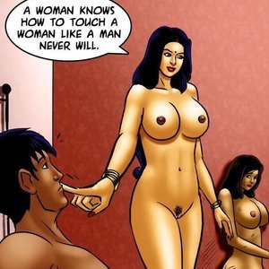 Kirtu Comics Savita Bhabhi - Episode 70 - Nehas Education gallery image-108