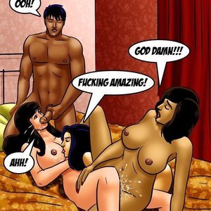 Kirtu Comics Savita Bhabhi - Episode 70 - Nehas Education gallery image-166
