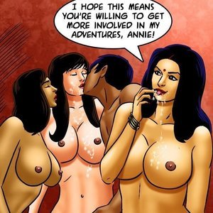 Kirtu Comics Savita Bhabhi - Episode 70 - Nehas Education gallery image-167