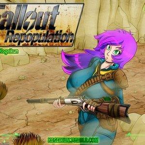 Fallout Repopulation Kogeikun Comics