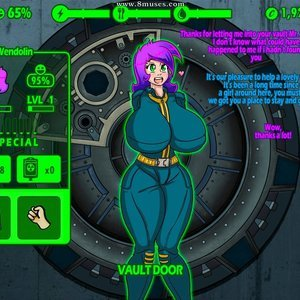 Kogeikun Comics Fallout Repopulation gallery image-003