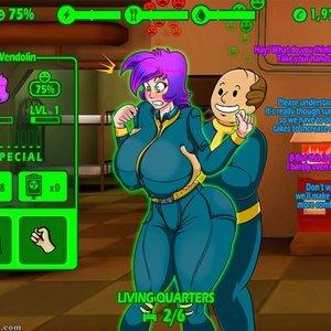 Kogeikun Comics Fallout Repopulation gallery image-004