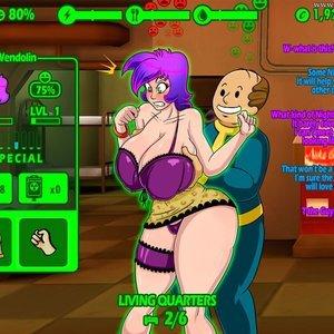Kogeikun Comics Fallout Repopulation gallery image-005