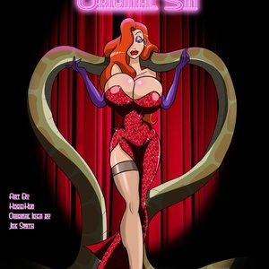Jessica Rabbit in Original Sin Kogeikun Comics