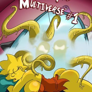 The Simpsons Into the Multiverse – Issue 1 Kogeikun Comics